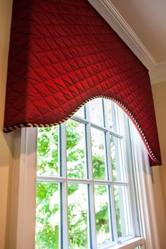 Quilted Cornice