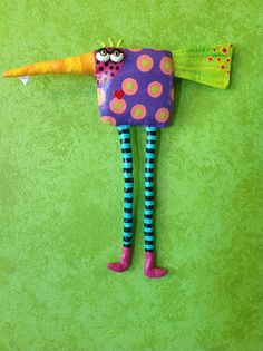 One Toof Goof Bird | by jodieflowers