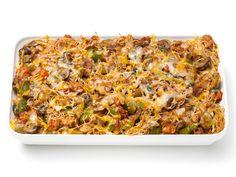 Light Baked Spaghetti Recipe : Bobby Deen : Food Network - FoodNetwork.com
