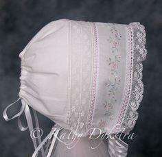 Image result for sewing heirloom bonnet