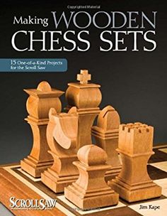 It Would Be Sweet To Make A Chess Set