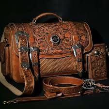 Znalezione obrazy dla zapytania leather art