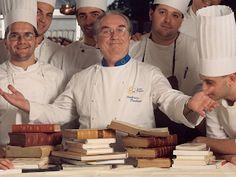 My Note Style: Auguri Gualtiero Marchesi! Lo chef viene ricordato...
