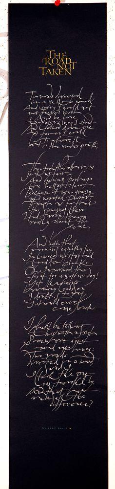 John Stevens   Commissioner of Calligraphy on Behance