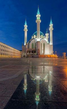 Kul-Sharif Mosque, K