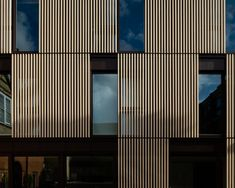 Gallery of Hubert Perrodo Building / Design Engine Architects - 9