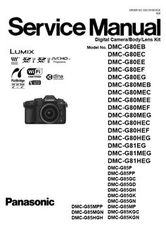 Panasonic Lumix DMC FZ2000 FZ2500 original service, repair