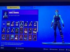 Fortnite Account with Renegade Raider, Recon Expert, Ghoul Trooper, and more! Shipped with USPS First Class Package. Epic Games Fortnite, Xbox One Games, Warner Bros Games, Mortal Kombat Xl, Ghoul Trooper, Video Game Names, Video Games, Ps4 Exclusives, Last Of Us Remastered
