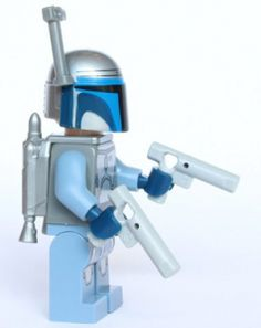 figurine lego jango fett