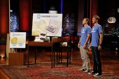 Local cousins pitch PhoneSoap on 'Shark Tank'