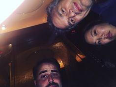 Stuck really truly stuck in an elevator at the @mo_hotels with @imajesspot and @MikeRauPR. by markruffalo