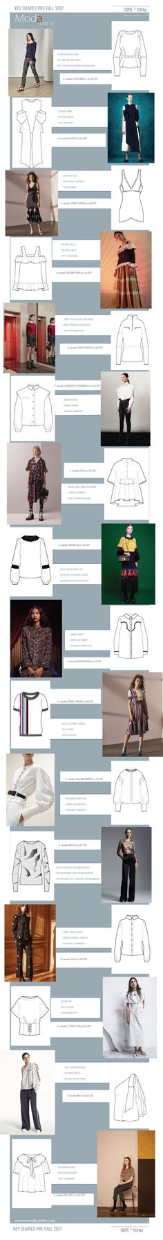 all the key shapes pre fall 2017 are already at modacable.com...subscribe for FREE!!!