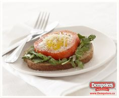 Savoury Breakfast Sandwich from www.Dempsters.ca