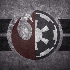 star wars imperial symbol star wars is epic pinterest