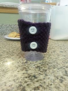 Cup cozie - 12/2014