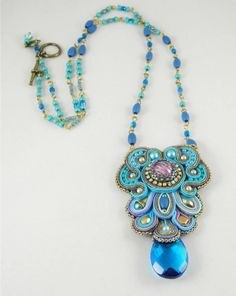 Amee original design from class in Bead & Glass Boutique