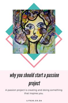 Why you should start a passion project - litsje Passion Project, Live For Yourself, Something To Do, Routine, Creativity, Explore, Art Prints, Projects, Inspiration