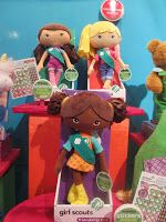 Girl Scout Friendship Dolls from Yottoy  See more Toys That Grandparents Will Love to Give plus a #Giveaway  http://www.grandmachronicles.com/2016/11/holiday-guide-part-2-toys-that.html