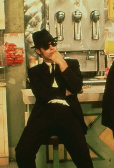 Dan Aykroyd    The Blues Brothers.      I want to have Elwood's babies.