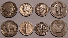 - Budget Coin Collecting: Top 10 Cheap Collector Coins Rare Us Coins Old Coins, Rare Coins, Antique Coins, Coins Worth Money, Valuable Coins, Coin Worth, American Coins, Native American, Coin Values