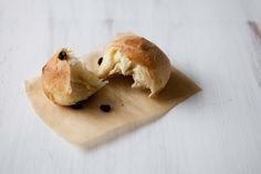 Boller: Traditional Norwegian cardamon snack buns