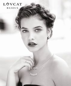 Barbara Palvin for Lovcat Bijoux 2013 Promo