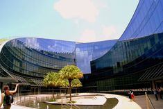A Swirling Green Roof Tops Gorgeous Nanyang Technical Universi...