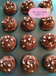 Chocolate and more chocolate cupcakes!