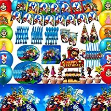19 Awesome Super Mario Birthday Party Ideas Super Mario Birthday, Mario Birthday Party, Birthday Parties, Party Ideas, Awesome, Happy, Fun, Anniversary Parties, Birthday Celebrations