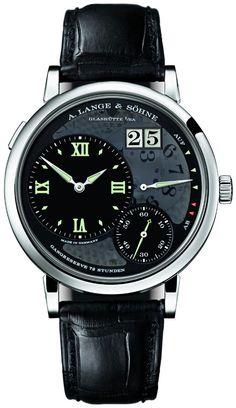 A. Lange & Sohne Grand Lange 1 Lumen Watch Watches Online, Luxury Watches, Articles, Fume Hood, Fancy Watches