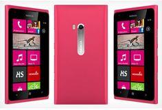 The Magenta Lumia 900 Coming Soon?