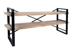 Loft Low Shelving Unit  | Corso de' Fiori
