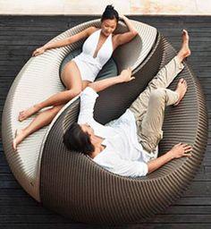 Yin / Yang chair