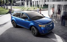 ford edge - Bing Images