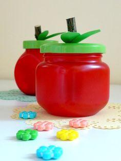 צנצנת תפוח בדבש