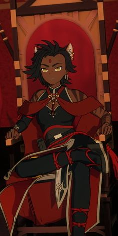 Now, I be damned to see her. Cuz she mad pretty! (Caution, you don't wanna read this below cuz SPOILER ALERT!) I be DAMNED if Rooster Teeth be k. Tickle or Foot Worship Sienna Khan RP (Closed) Rwby Characters, Black Anime Characters, Rwby Anime, Rwby Fanart, Female Character Design, Character Art, Rune Knight, Rwby Cinder, Teen Titans Love