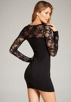 Corinne Body-Con Dress at Alloy