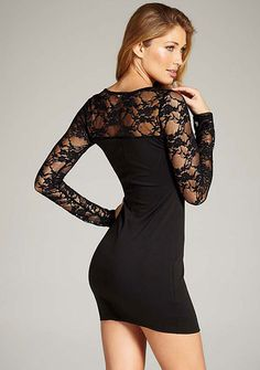 Corinne Body-Con Dress at Alloy...SO SEXY & CHIC...LOVE THIS ONE!! <3