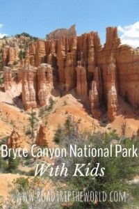 Take a trip to beautiful Bryce Canyon National Park. Your kids will love it! www.roadtriptheworld.com