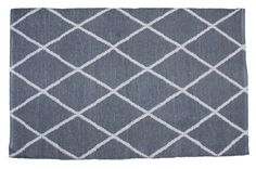 Harlequin Hand-Knotted Gray Indoor/Outdoor Area Rug