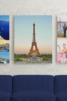 Creating the perfect canvas has never been easier or more affordable. Use one photo or hundreds for a totally unique collage. Save up to 80% on photo canvases!