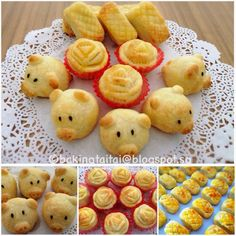 "Baking Taitai: BakingTaitai's Upcoming Baking Workshop - ""Melt-In-The-Mouth"" Pineapple Tarts (CNY Special)"