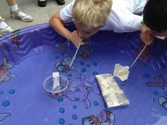 Summer Science Camp: 40 STEM Activities for Kids #recyclingforkids
