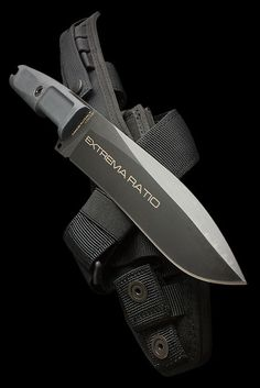 Extrema Ratio Dobermann Military Tactical Fixed Combat Knife Blade EX180