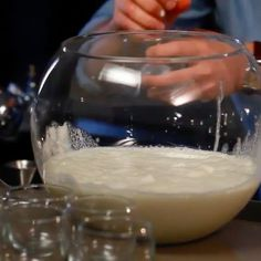 Homemade eggnog is a true delicacy, a far cry from many commercial concoctions. Try making your own this holiday season.