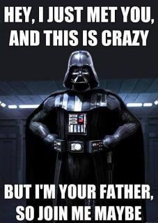 Vader!