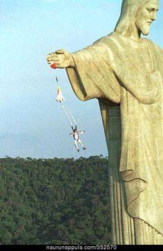 Jeesus pelastaa?