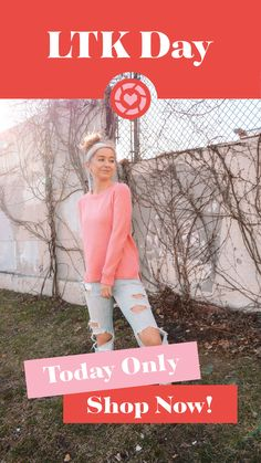 Everything You Need to Know about LTK Day | Hey Its Camille Grey #ltkday #rewardstyle #liketoknowit #fashion #sale