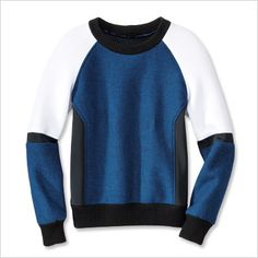Sweatshirts That Are Too Chic for the Gym - DKNY Cotton-wool and neoprene, $495; net-a-porter.com **LOL...You gotta be kidding...$495 for a Sweatshirt...not in my lifetime!