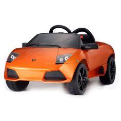 Licensed Lamborghini Murcielago Ride on Car - Kiddy Centre Unusual Gifts, Lamborghini, Remote, Parenting, Toys, Car, Centre, Games, Automobile